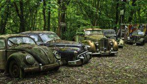 Reciclaje de Vehiculos Automotrices