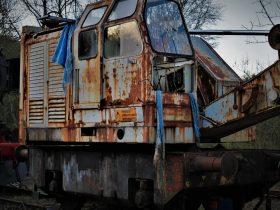 Chatarra Ferroviaria para Reutilizar
