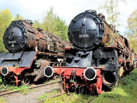 Chatarra Ferroviaria para Reciclaje