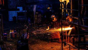 Generacion de Residuos Metalicos de una Fundicion