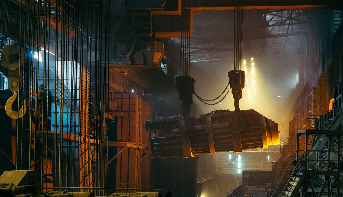 Vigas de Hierro Industrial