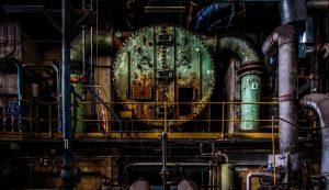 Cladera Industrial para Chatarrizar