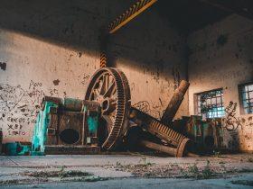 Chatarra de la Industria para Reciclaje