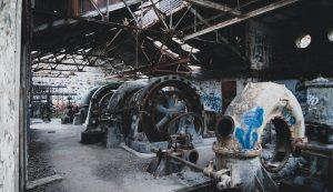 Desmantelamiento Industrial