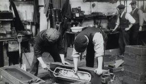 Generacion de Excedentes Industriales Metalicos