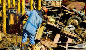 Demolicion Industrial Chatarra