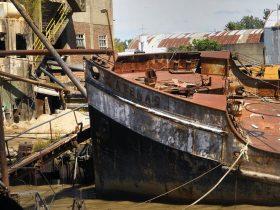 Reciclado de Barcos