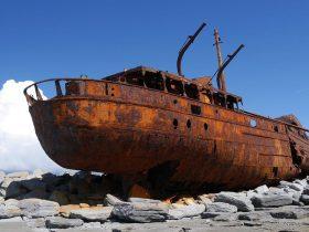 Desmantelamiento de Barcos