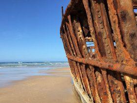 Barco para Reciclaje