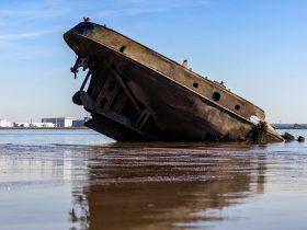 Desmantelamiento de Barcos para Reciclado