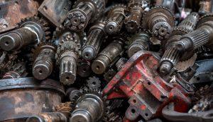 Excedentes Industrial de Chatarra Pesada