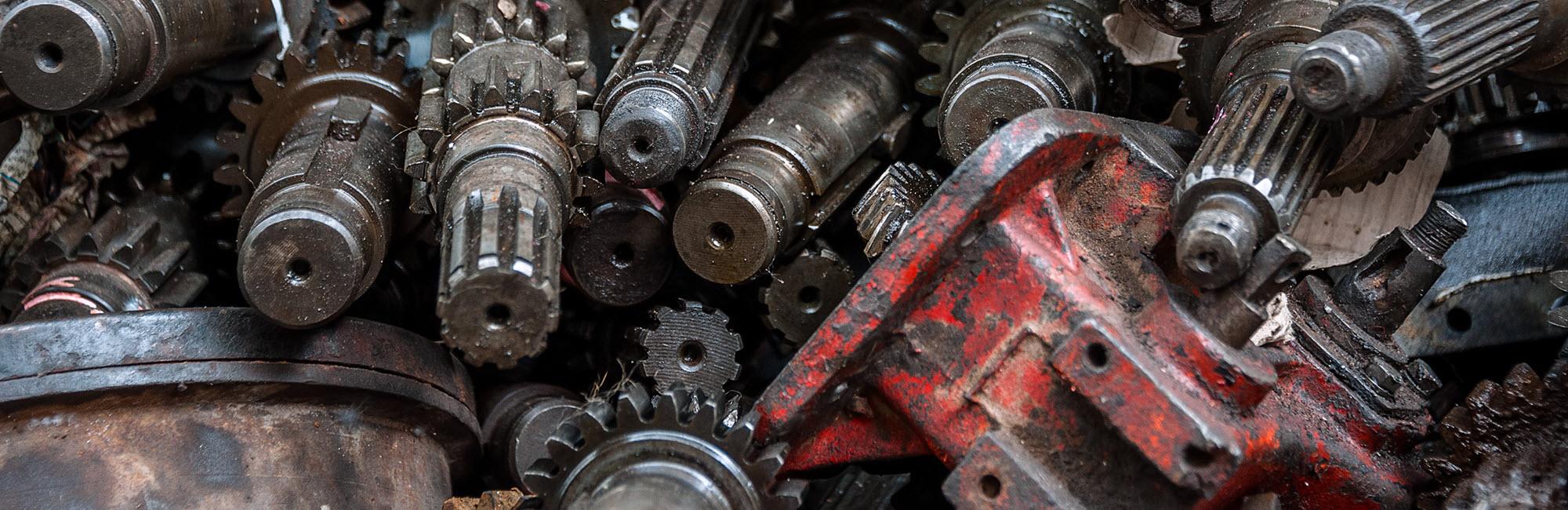Chatarra Industrial para Reciclaje